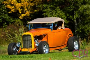 '32 Ford built by the CPR team
