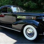 1936 Cadillac - restored by CPR