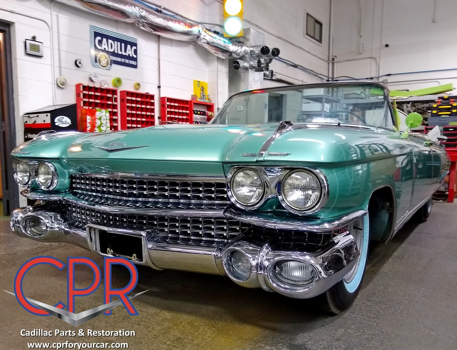 CPR For Your Car - Cadillac Parts and Restoration