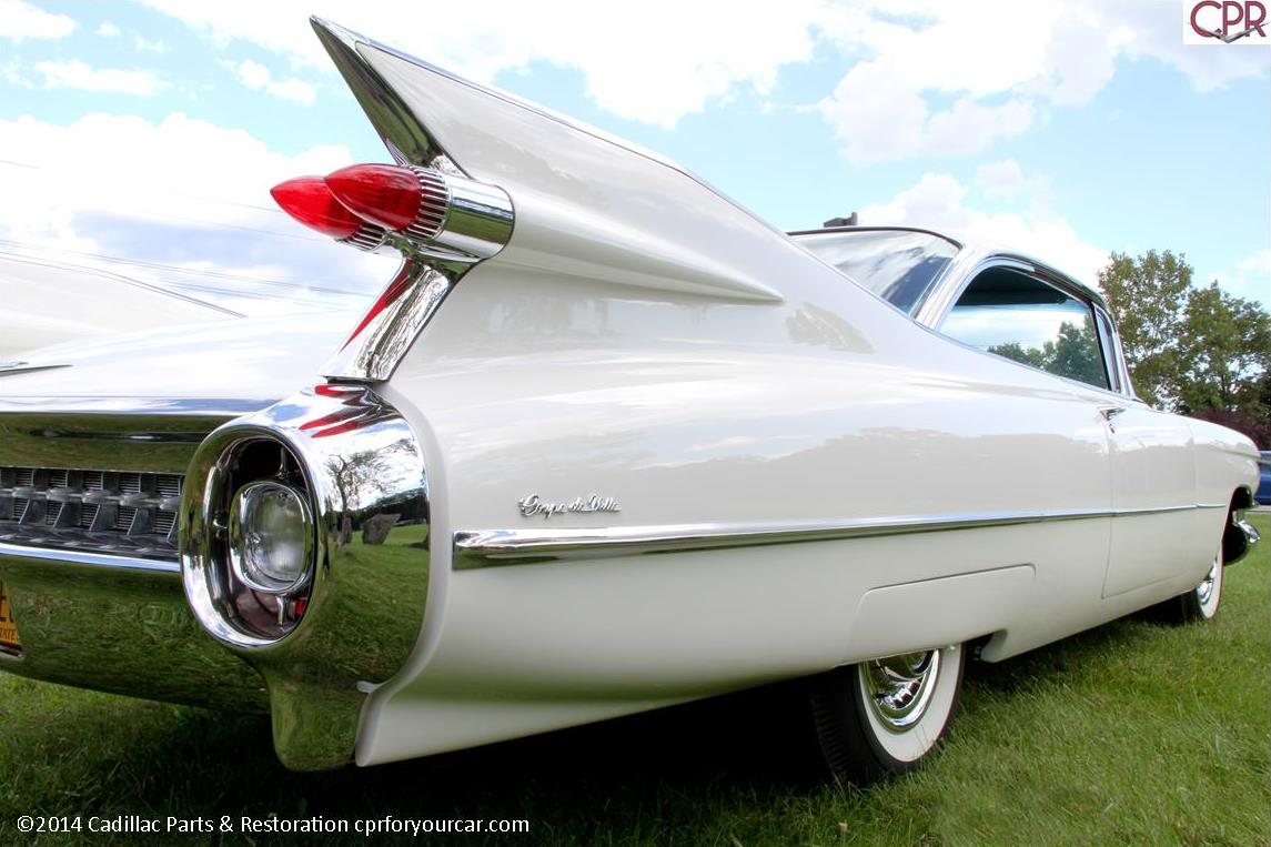 1959 Cadillac Restoration » CPR For Your Car