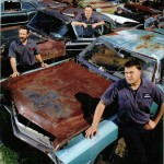 Cadillac Parts & Restoration - team members