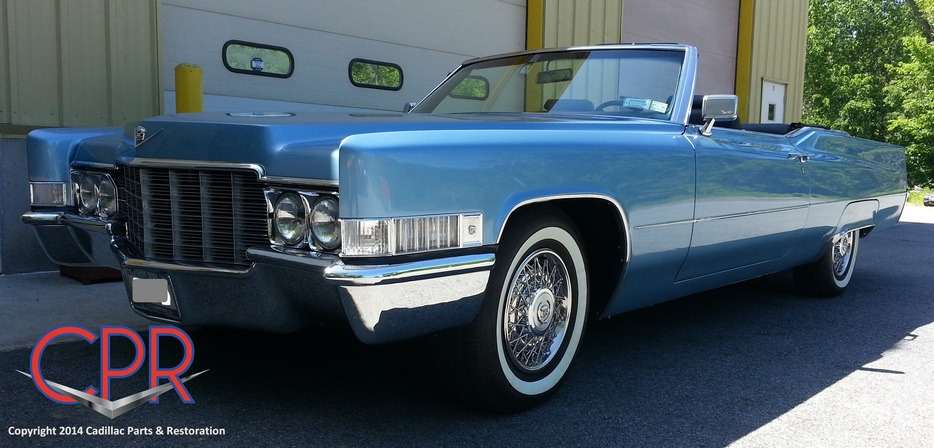 Classic Cadillac Maintenance and Repair – CPR For Your Car