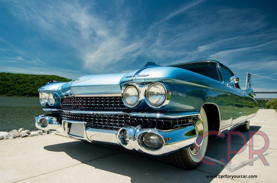 1959 Cadillac Eldorado Biarritz Restoration Project  CPR For Your Car