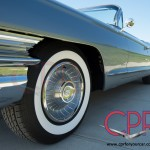 1961 Cadillac restoration project