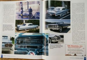 Self-Starter article - 1961 Cadillac